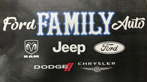 Ford Family Auto Logo