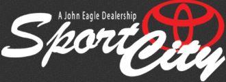 Sport City Logo